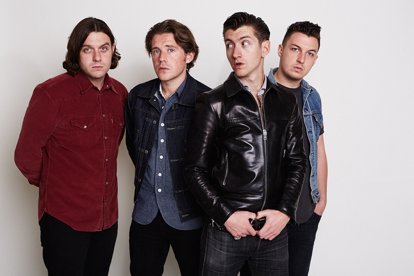 Arctic Monkeys by Tom Oxley