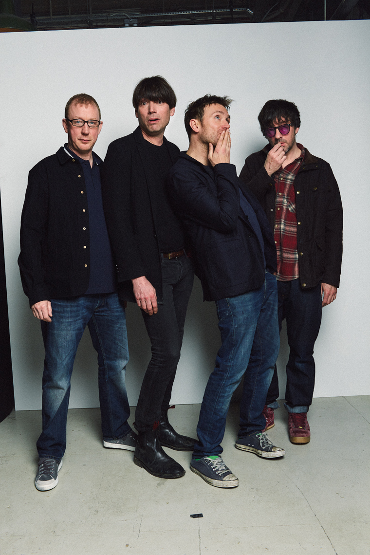 Blur by Tom Oxley