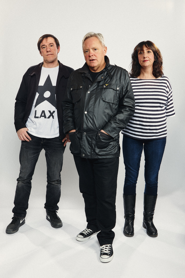 New Order photographed by tom oxley