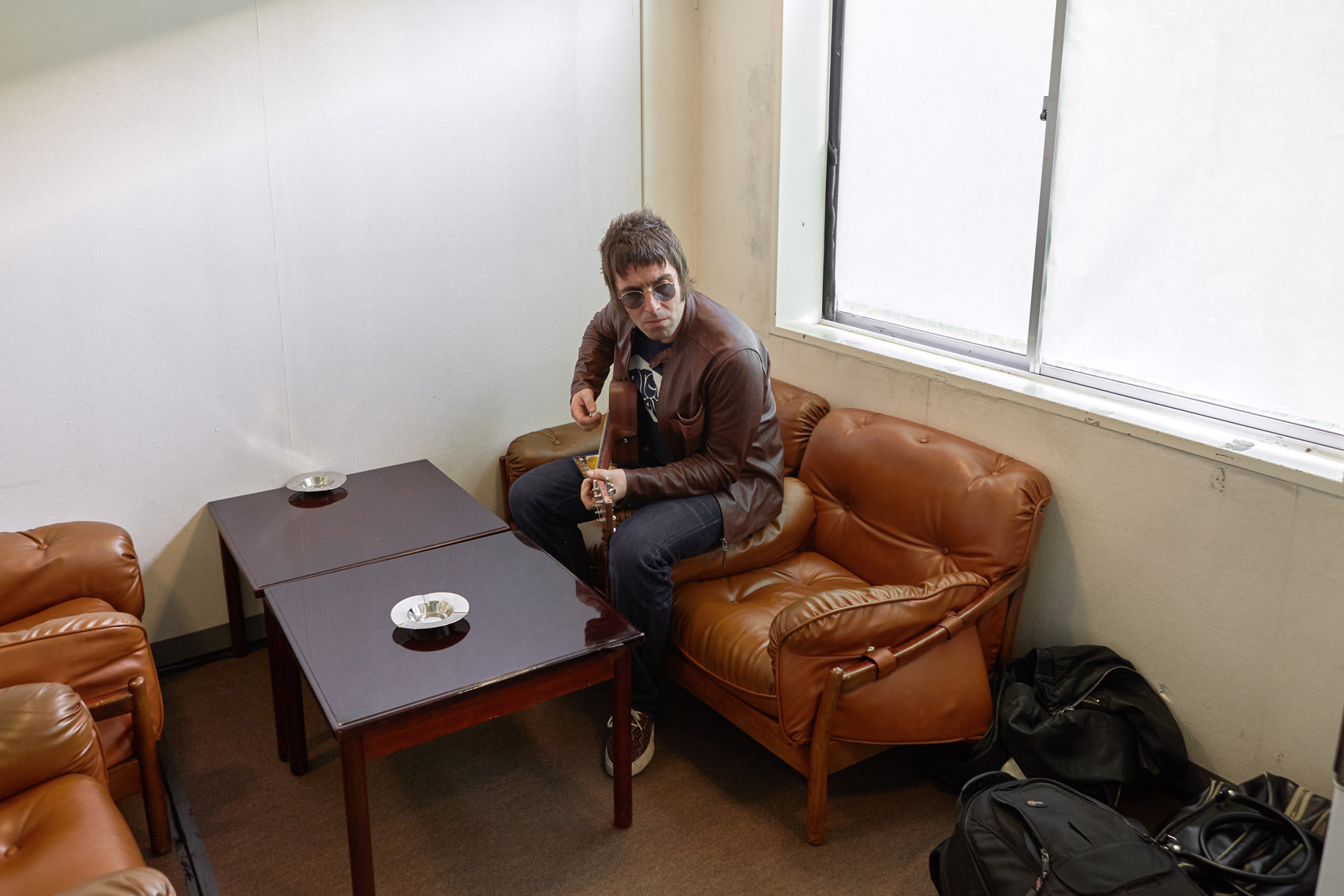 liam gallagher, pretty green and beady eye