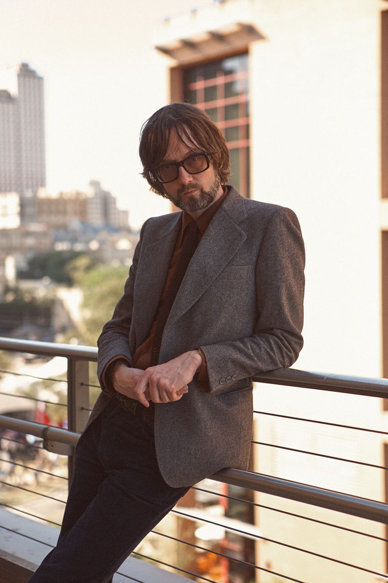 Jarvis Cocker photographed by Tom Oxley