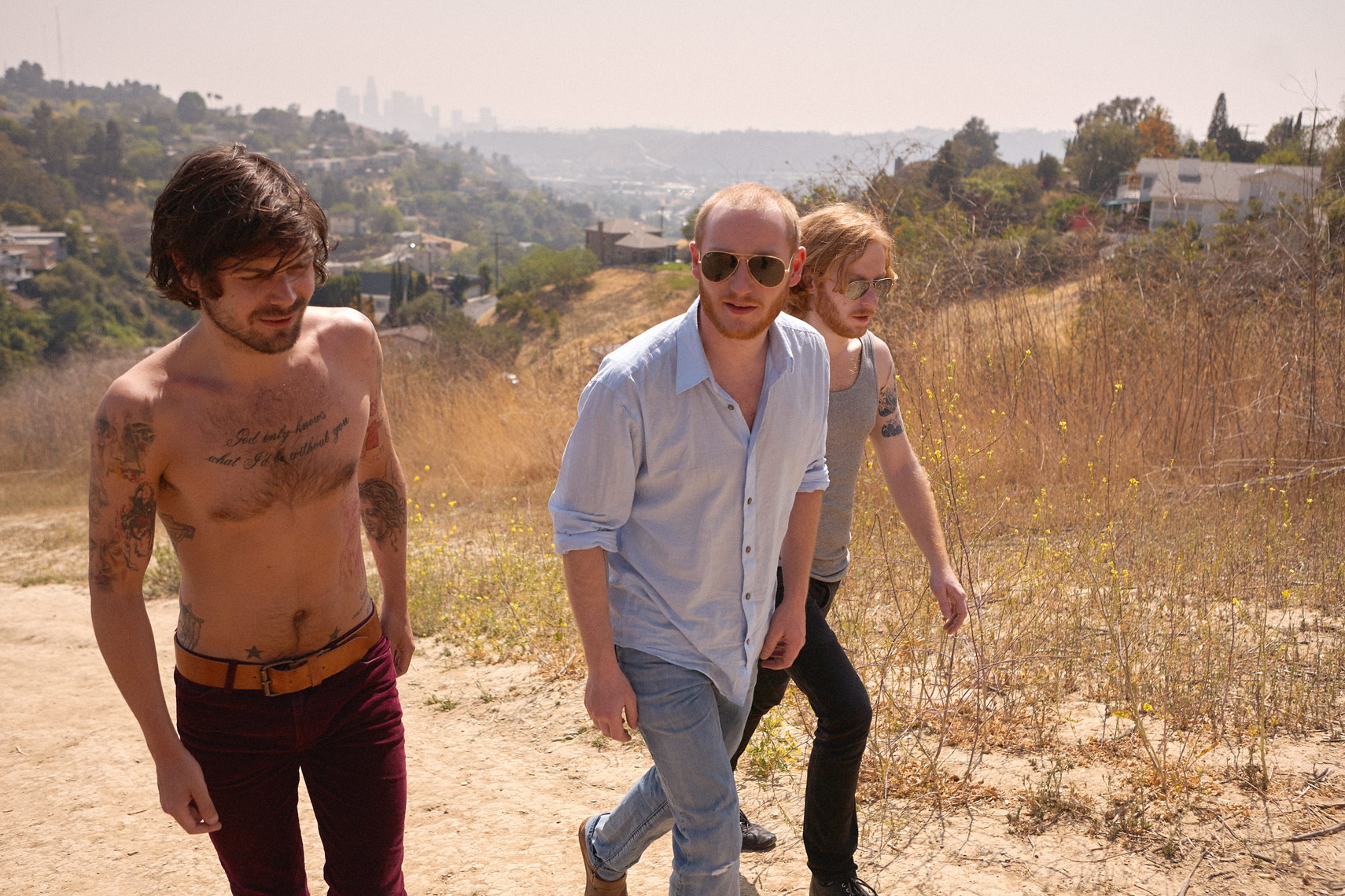 Biffy Clyro by Tom Oxley