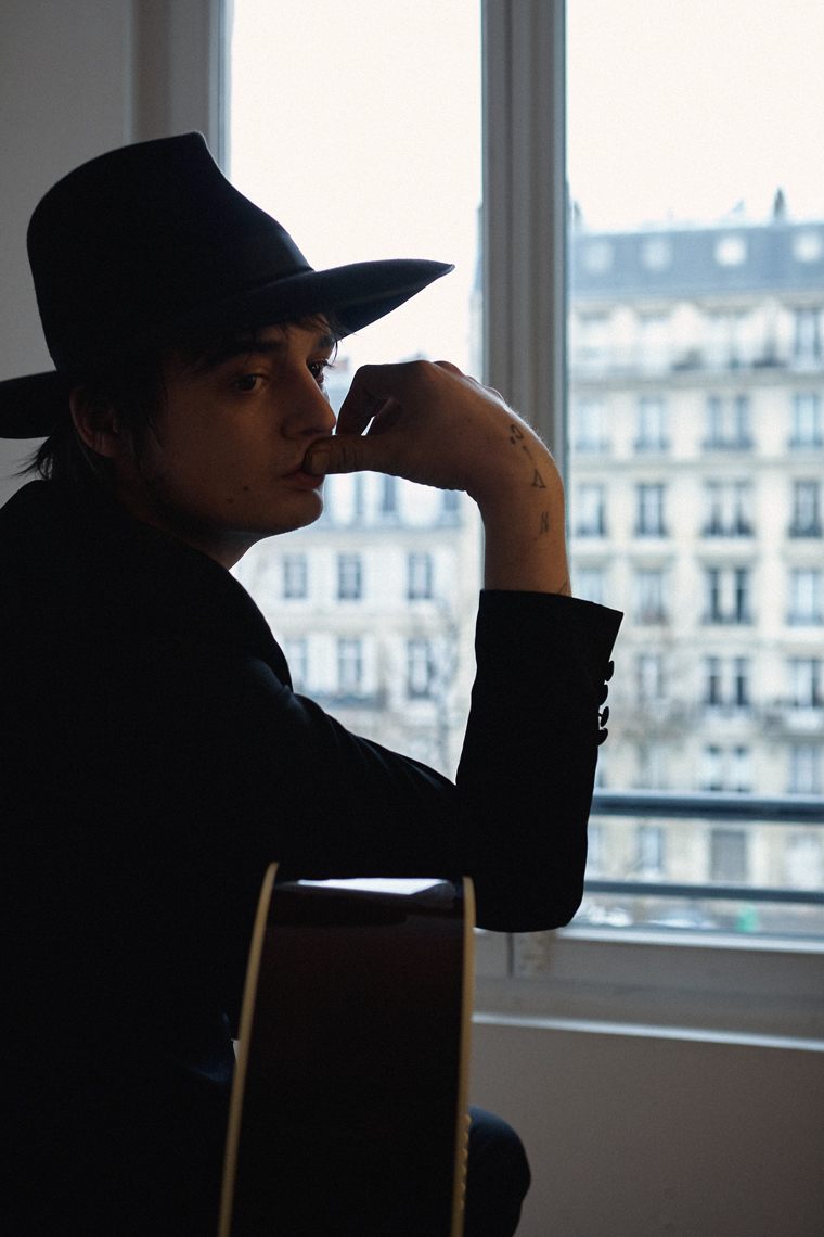 pete doherty photographed by tom oxley